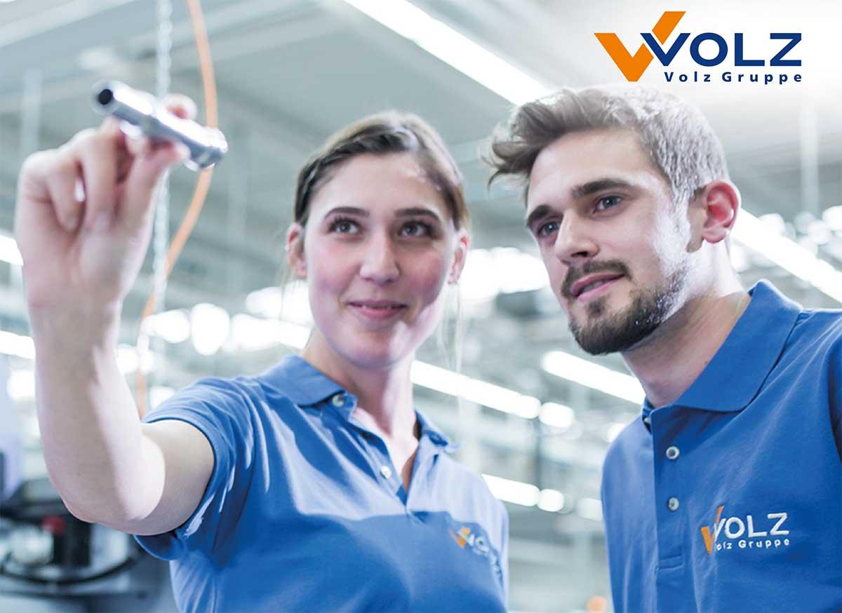 Mitarbeiter Volz Gruppe