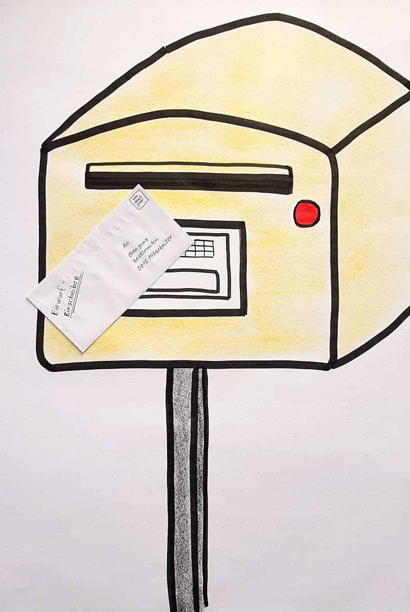 Kündigungsbrief vom Arbeitgeber