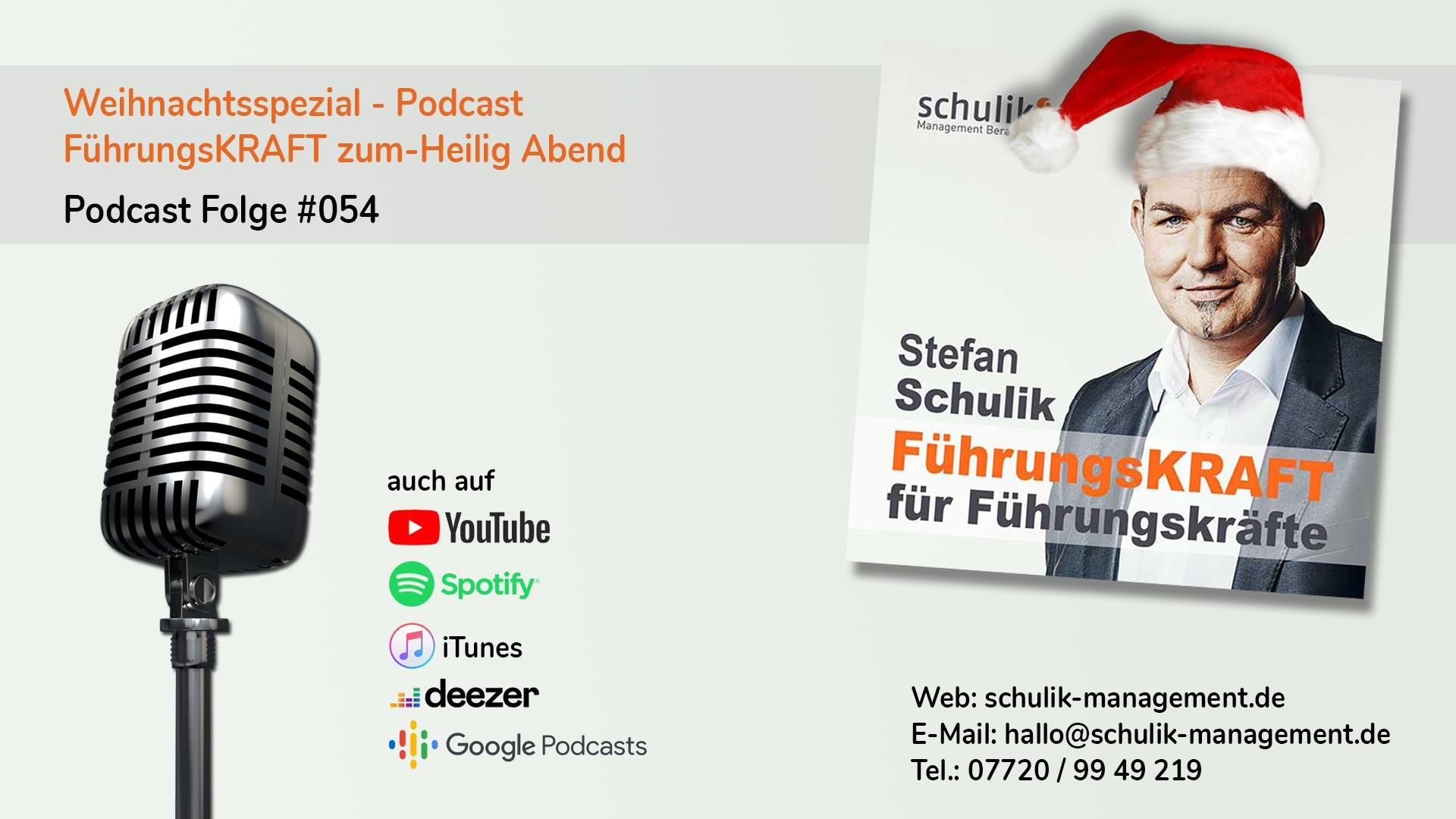 Weihnachtsspezial 2019 - Podcast