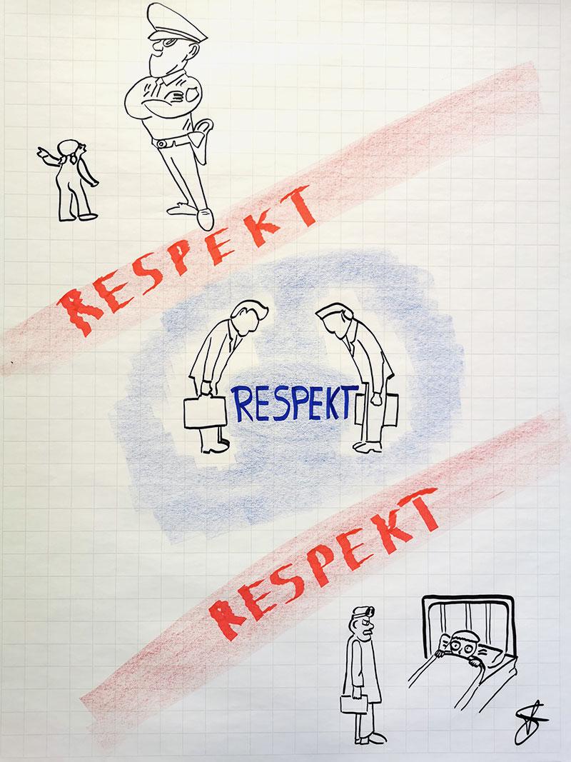 Als Führungskraft Respekt verschaffen