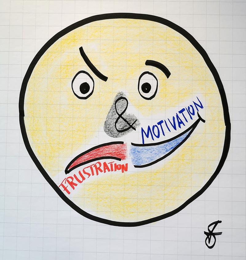 Mitarbeiterführung – zwischen Frustration und Motivation